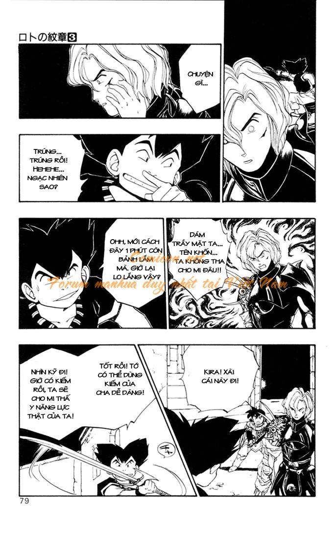 Dragon Quest: Emblem of Roto chapter 9 trang 53