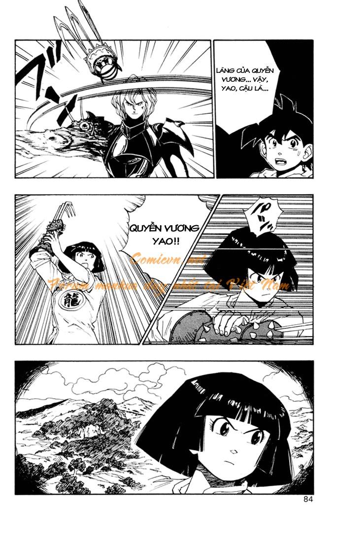 Dragon Quest: Emblem of Roto chapter 9 trang 63