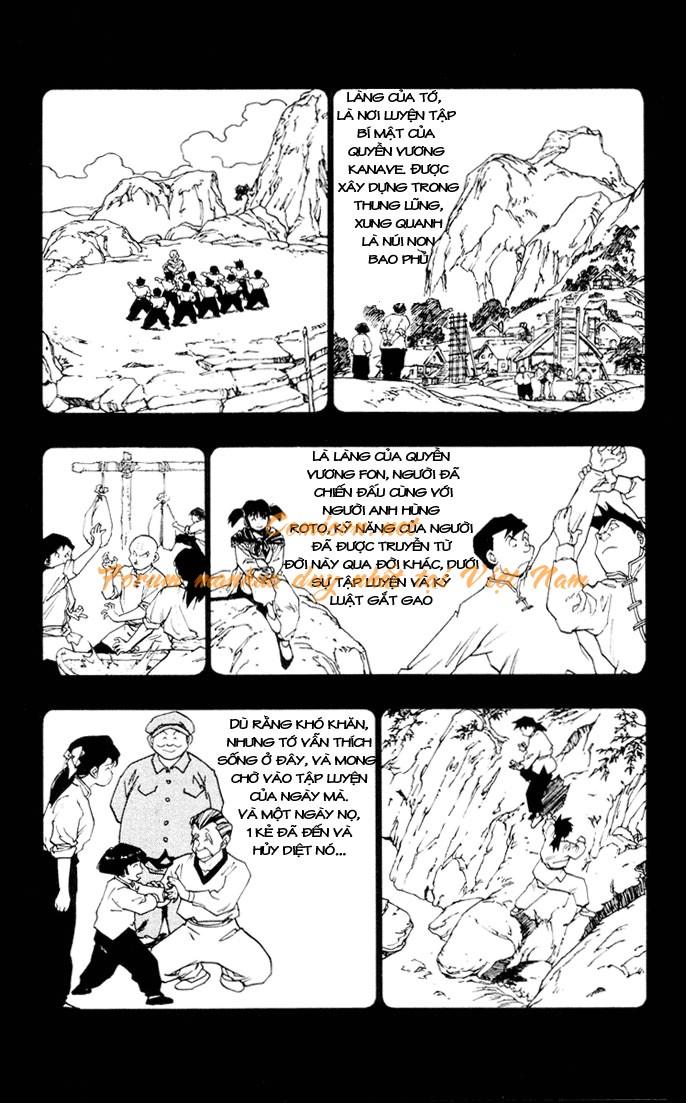 Dragon Quest: Emblem of Roto chapter 9 trang 65