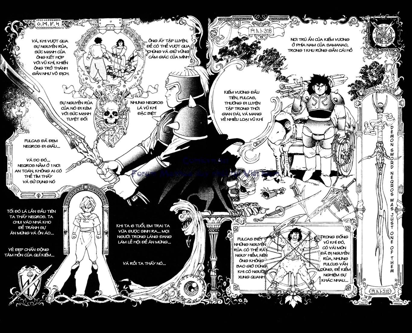 Dragon Quest: Emblem of Roto chapter 10 trang 11