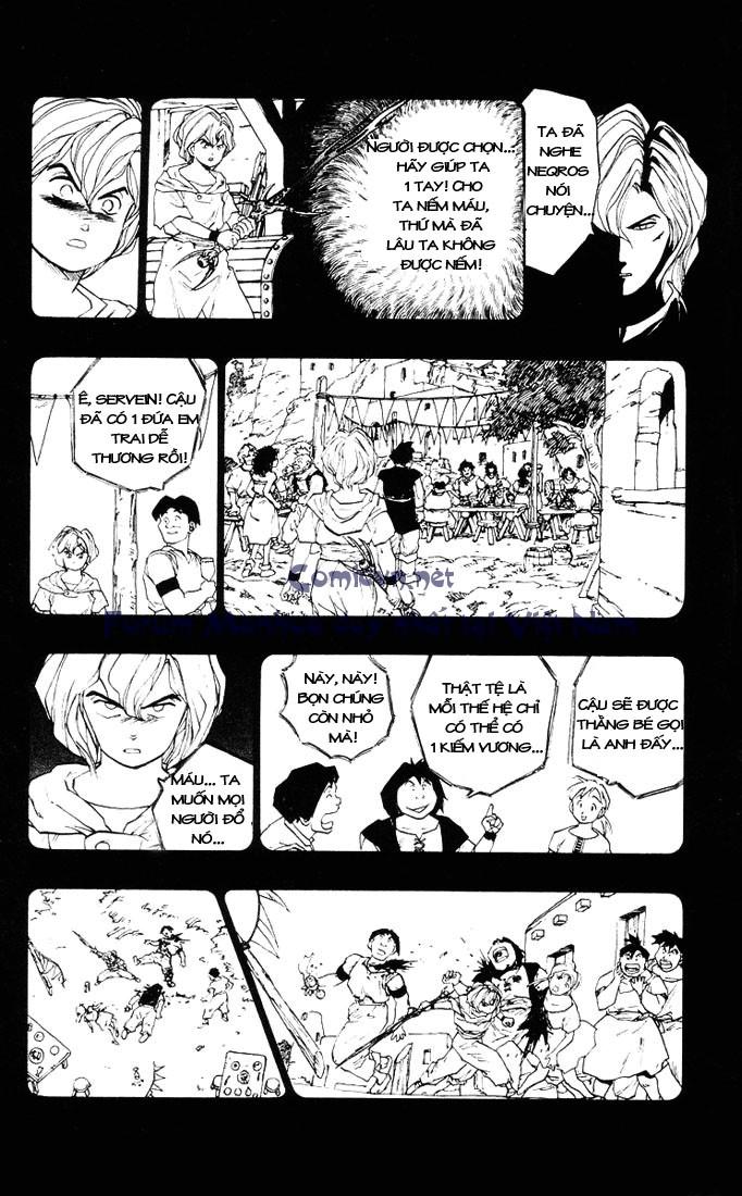 Dragon Quest: Emblem of Roto chapter 10 trang 13
