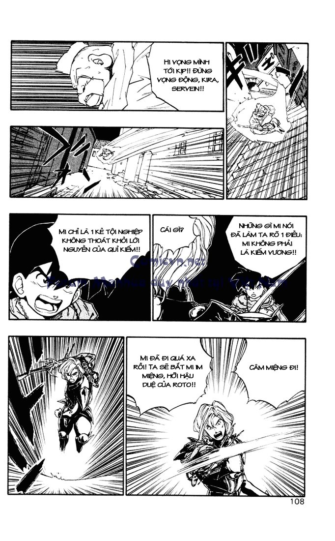 Dragon Quest: Emblem of Roto chapter 10 trang 17