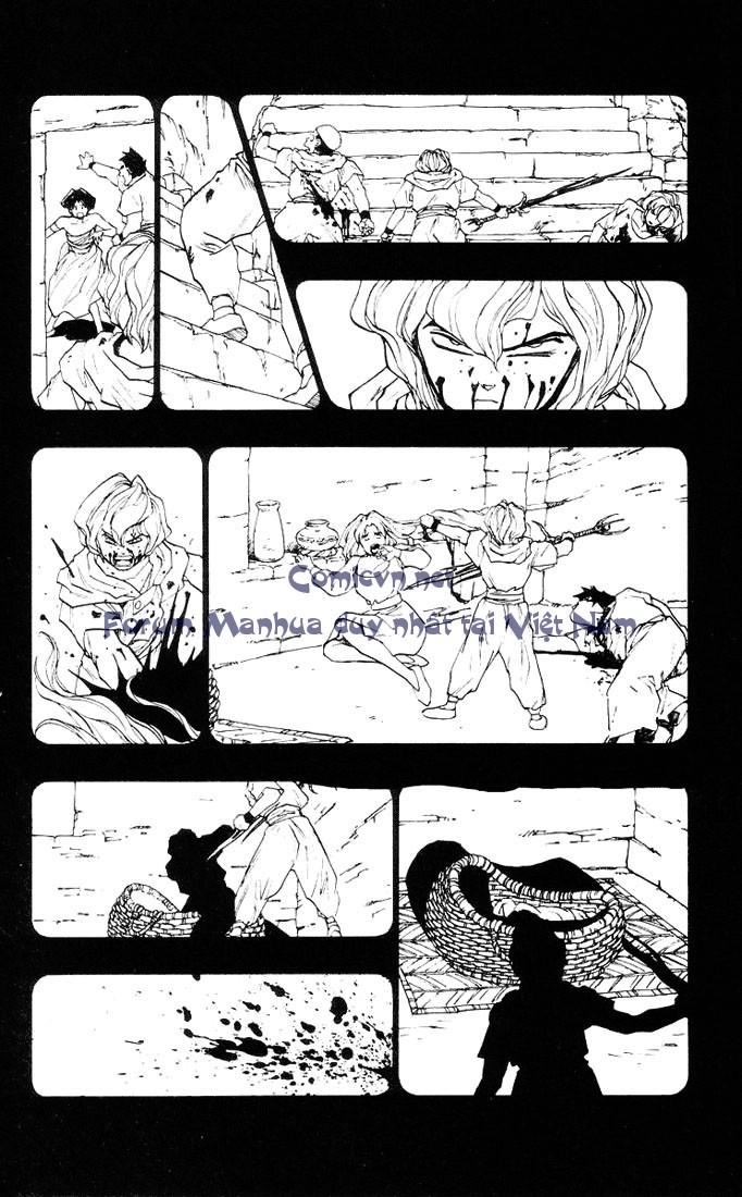 Dragon Quest: Emblem of Roto chapter 10 trang 33