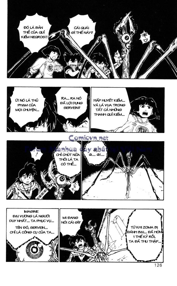 Dragon Quest: Emblem of Roto chapter 10 trang 53