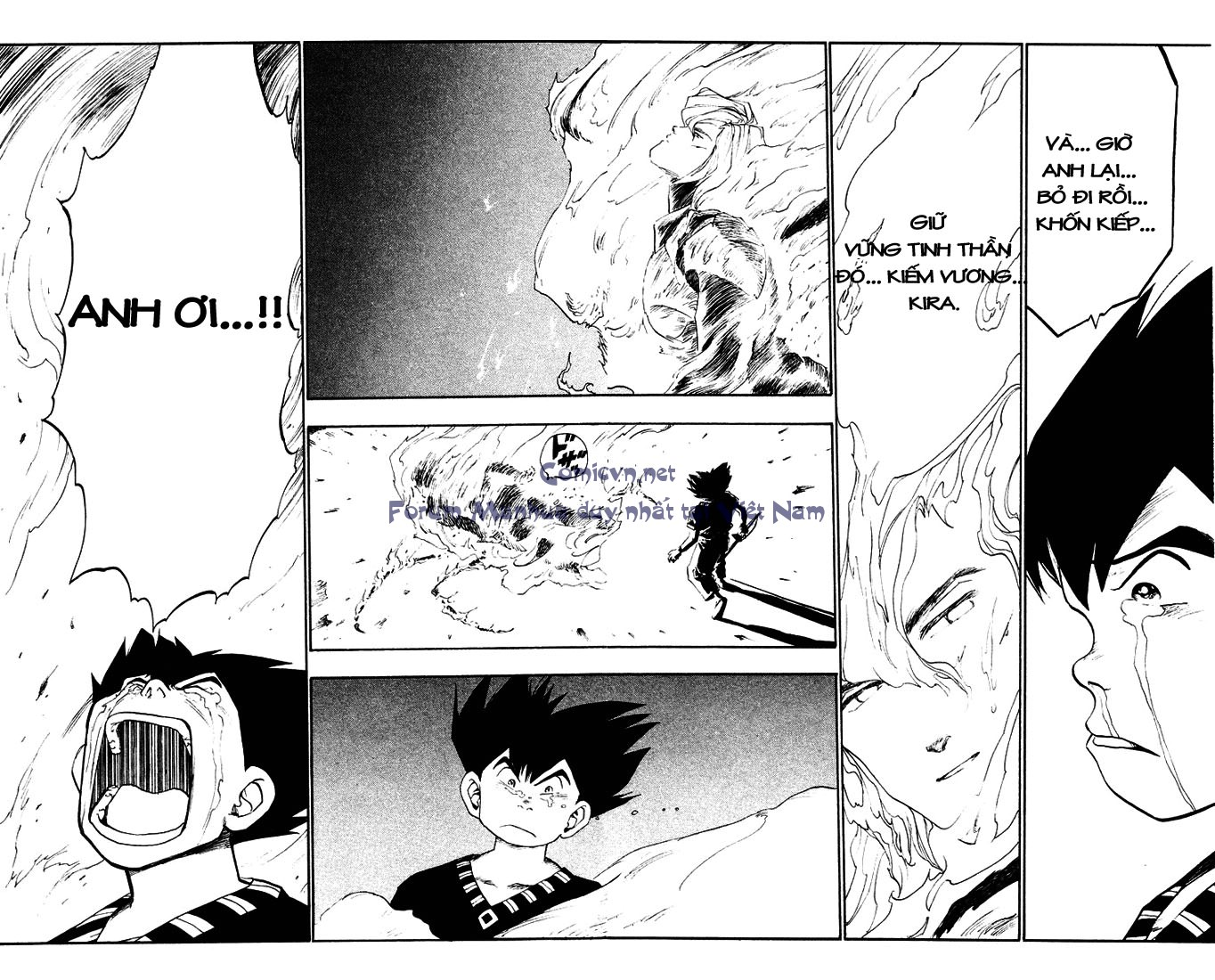 Dragon Quest: Emblem of Roto chapter 10 trang 81