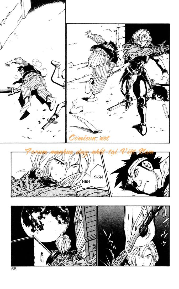 Dragon Quest: Emblem of Roto chapter 9 trang 25