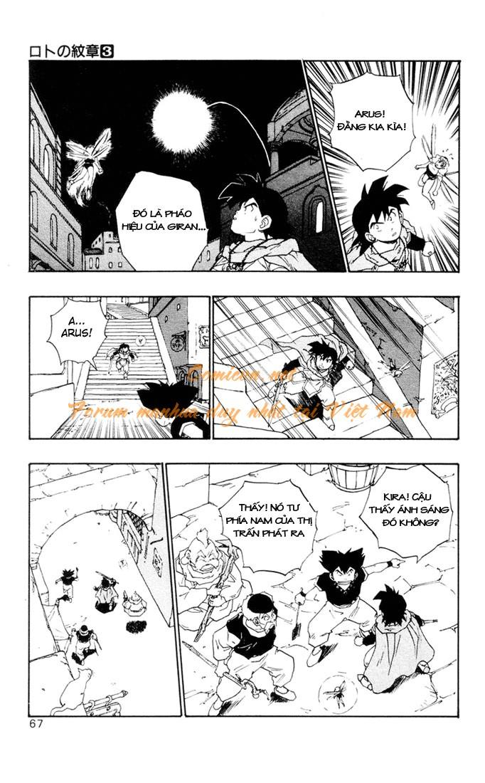 Dragon Quest: Emblem of Roto chapter 9 trang 29