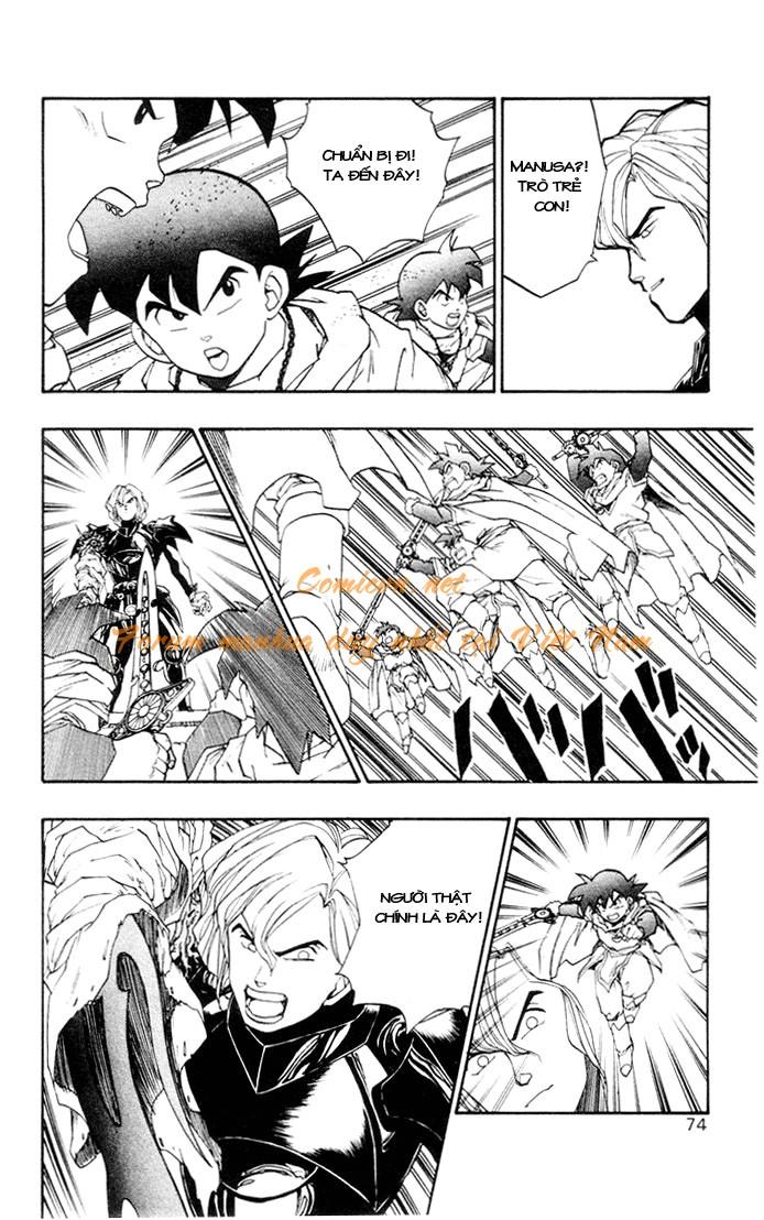 Dragon Quest: Emblem of Roto chapter 9 trang 43