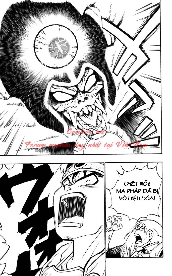 Dragon Quest: Emblem of Roto chapter 5 trang 49