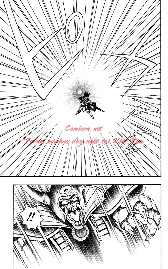 Dragon Quest: Emblem of Roto chapter 5 trang 21
