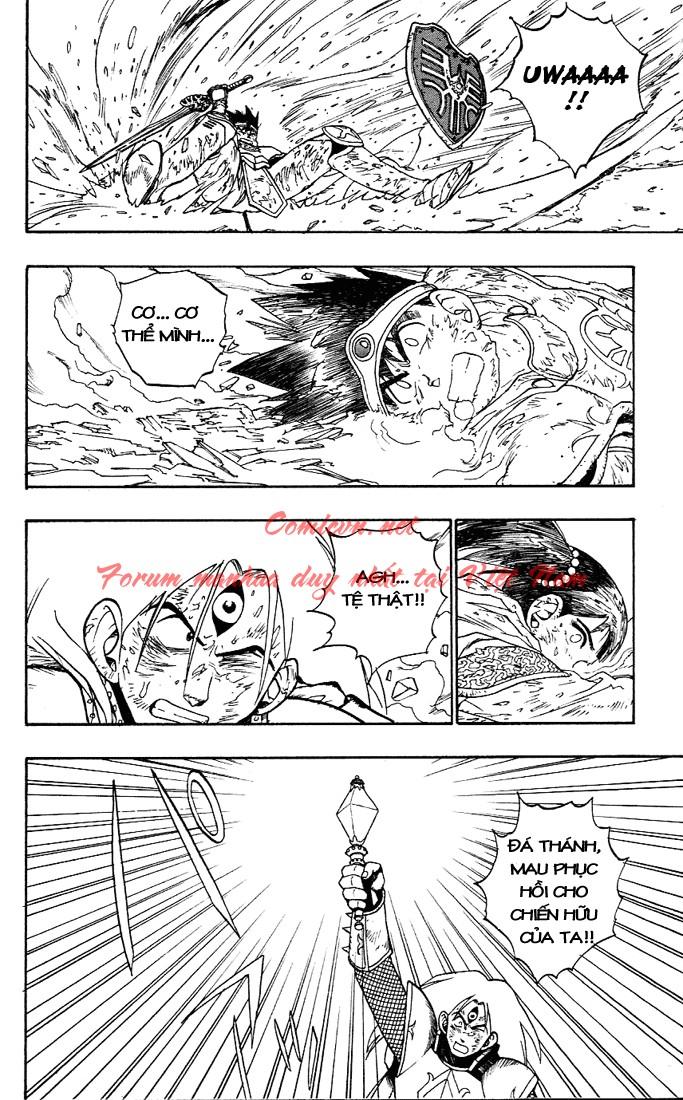 Dragon Quest: Emblem of Roto chapter 5 trang 27