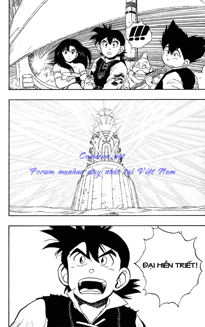 Dragon Quest: Emblem of Roto chapter 6 trang 89
