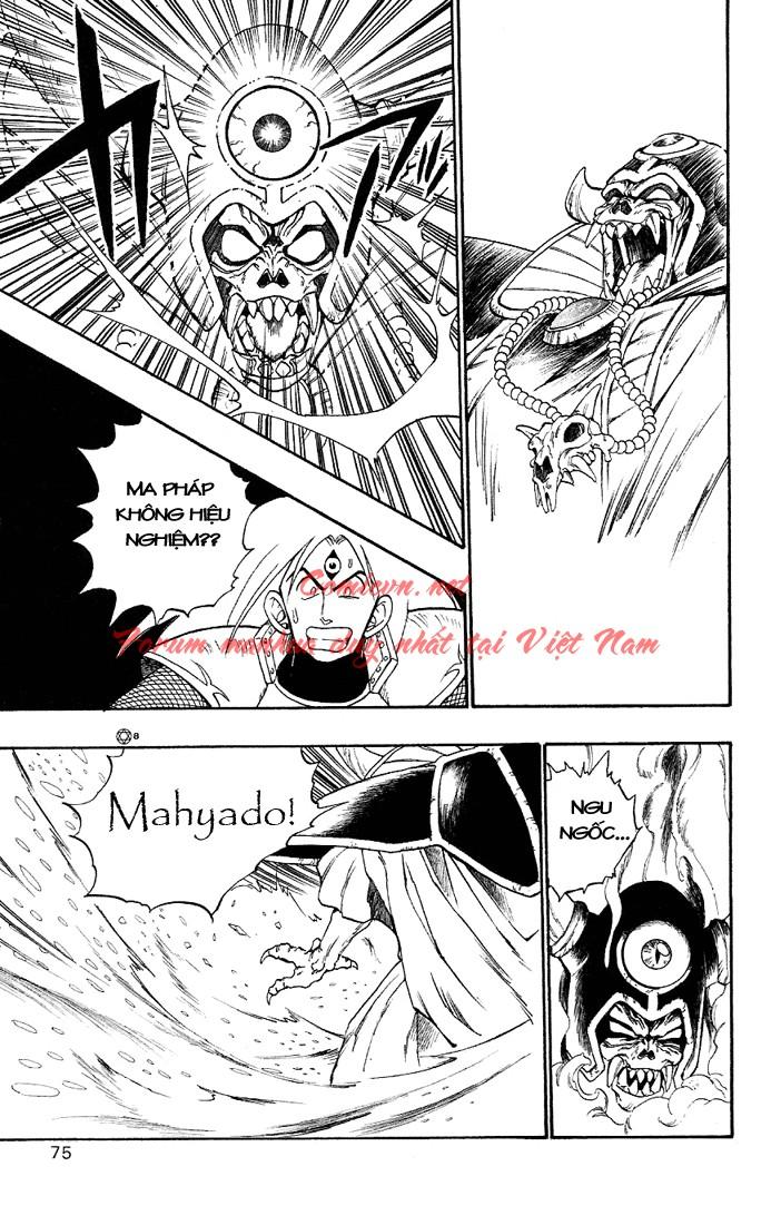 Dragon Quest: Emblem of Roto chapter 5 trang 37