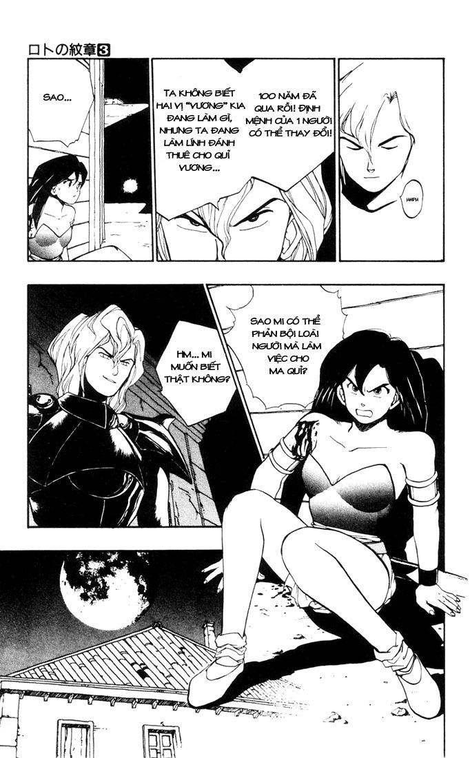 Dragon Quest: Emblem of Roto chapter 8 trang 11