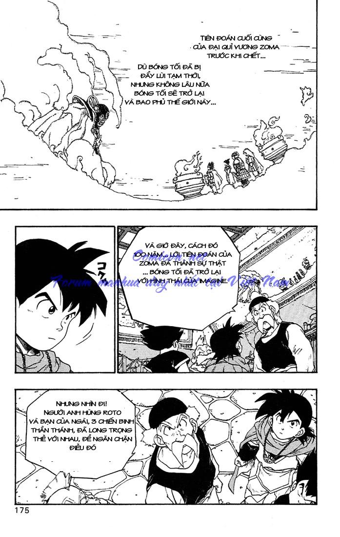 Dragon Quest: Emblem of Roto chapter 7 trang 15