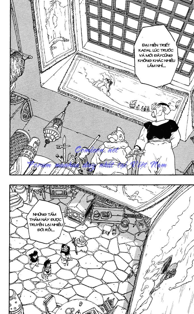 Dragon Quest: Emblem of Roto chapter 7 trang 13