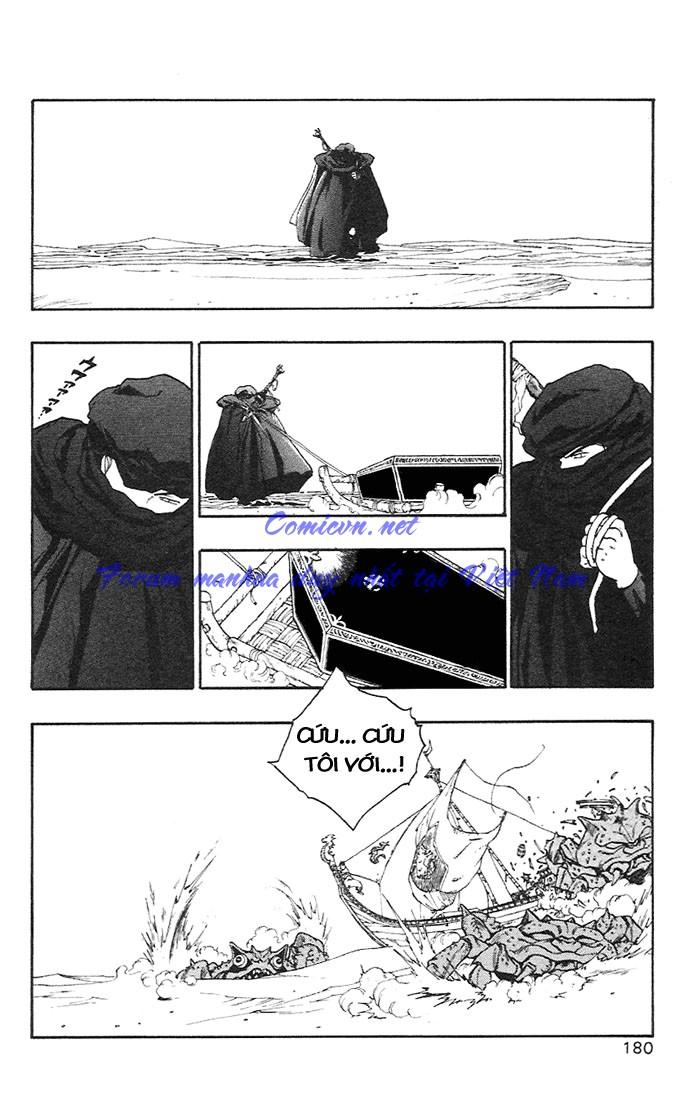 Dragon Quest: Emblem of Roto chapter 7 trang 25