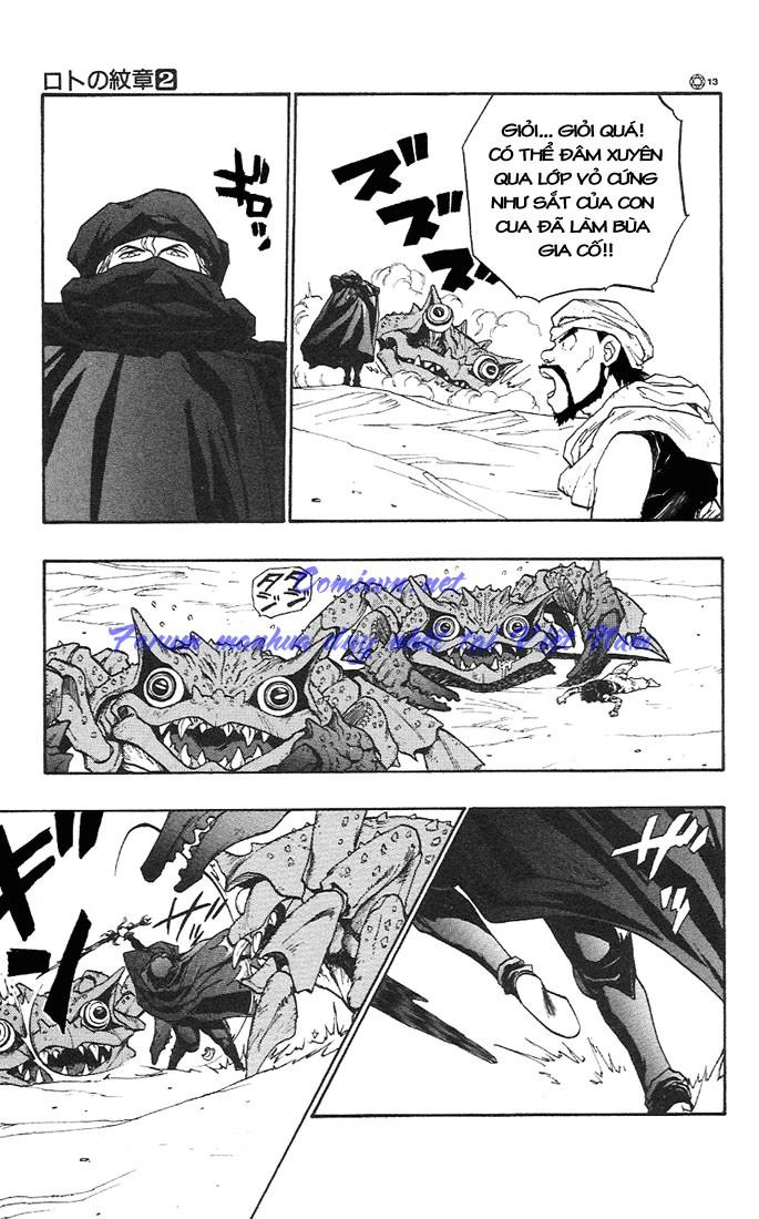 Dragon Quest: Emblem of Roto chapter 7 trang 31