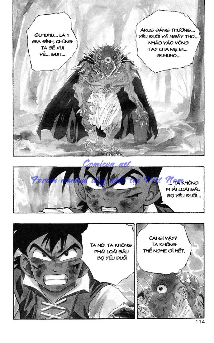 Dragon Quest: Emblem of Roto chapter 6 trang 7