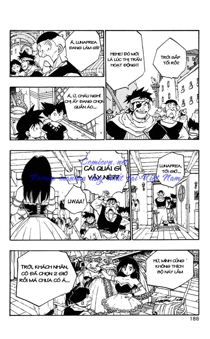 Dragon Quest: Emblem of Roto chapter 7 trang 37