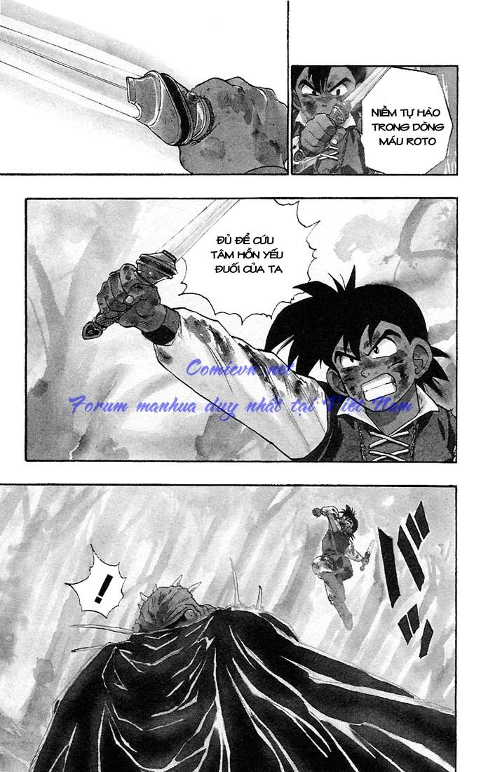 Dragon Quest: Emblem of Roto chapter 6 trang 9