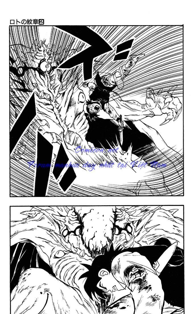 Dragon Quest: Emblem of Roto chapter 6 trang 13