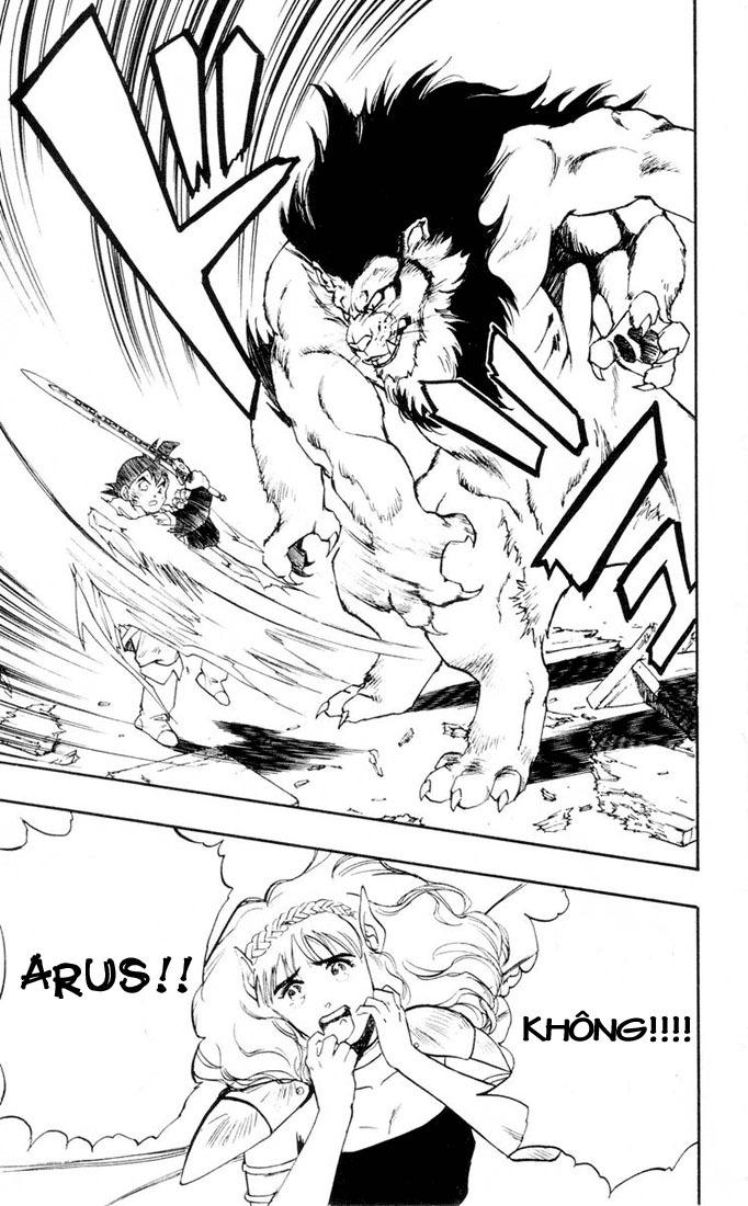 Dragon Quest: Emblem of Roto chapter 8 trang 59