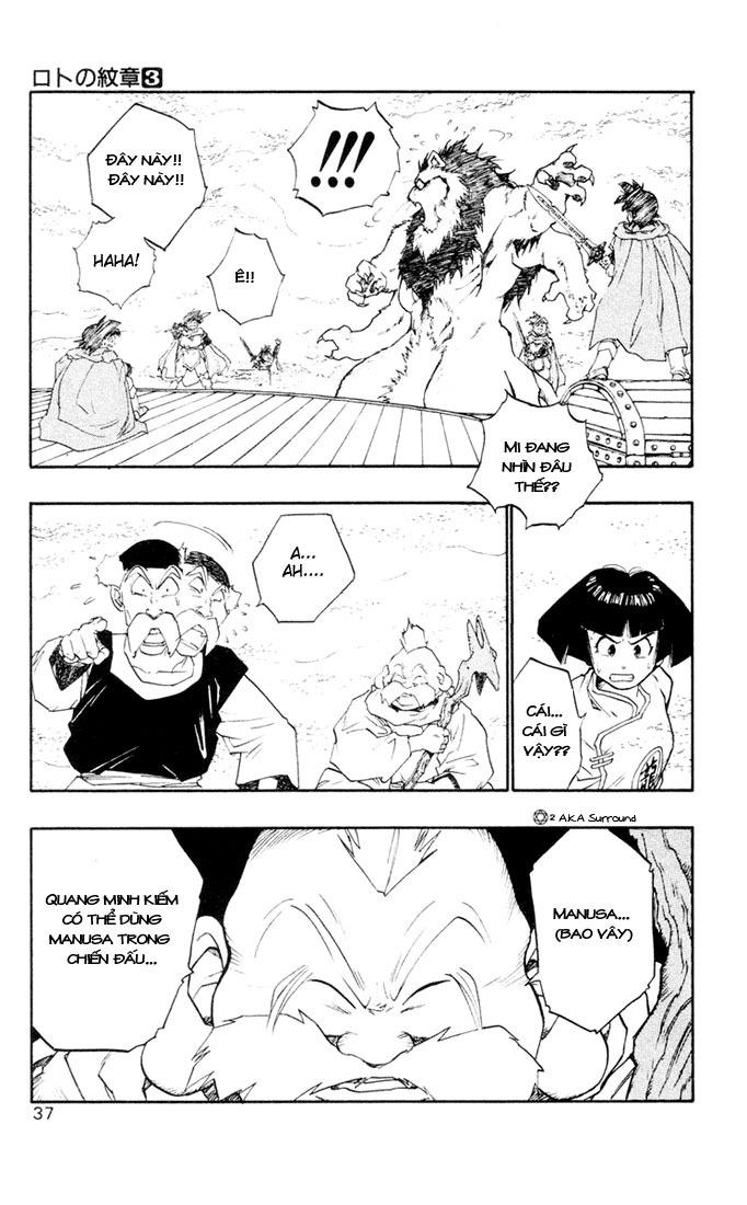 Dragon Quest: Emblem of Roto chapter 8 trang 63