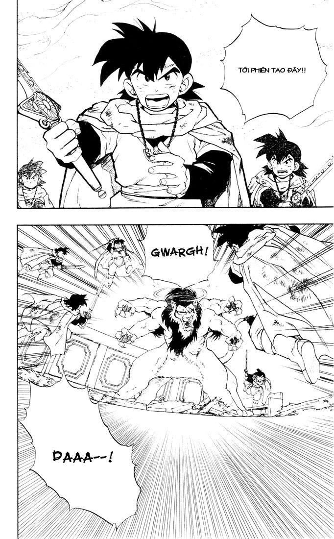 Dragon Quest: Emblem of Roto chapter 8 trang 65