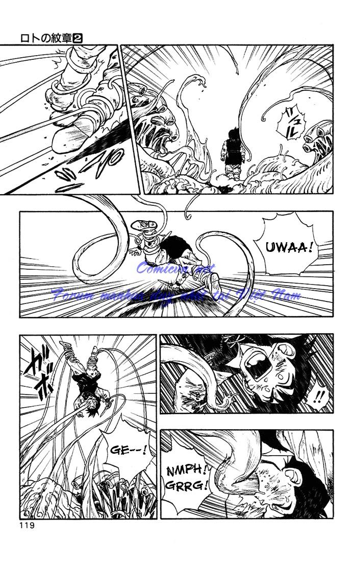 Dragon Quest: Emblem of Roto chapter 6 trang 17