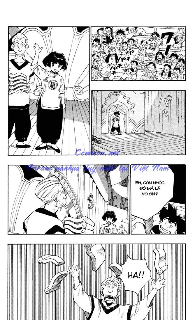 Dragon Quest: Emblem of Roto chapter 7 trang 61