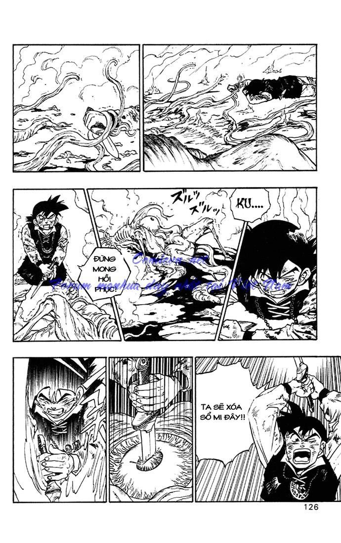 Dragon Quest: Emblem of Roto chapter 6 trang 31