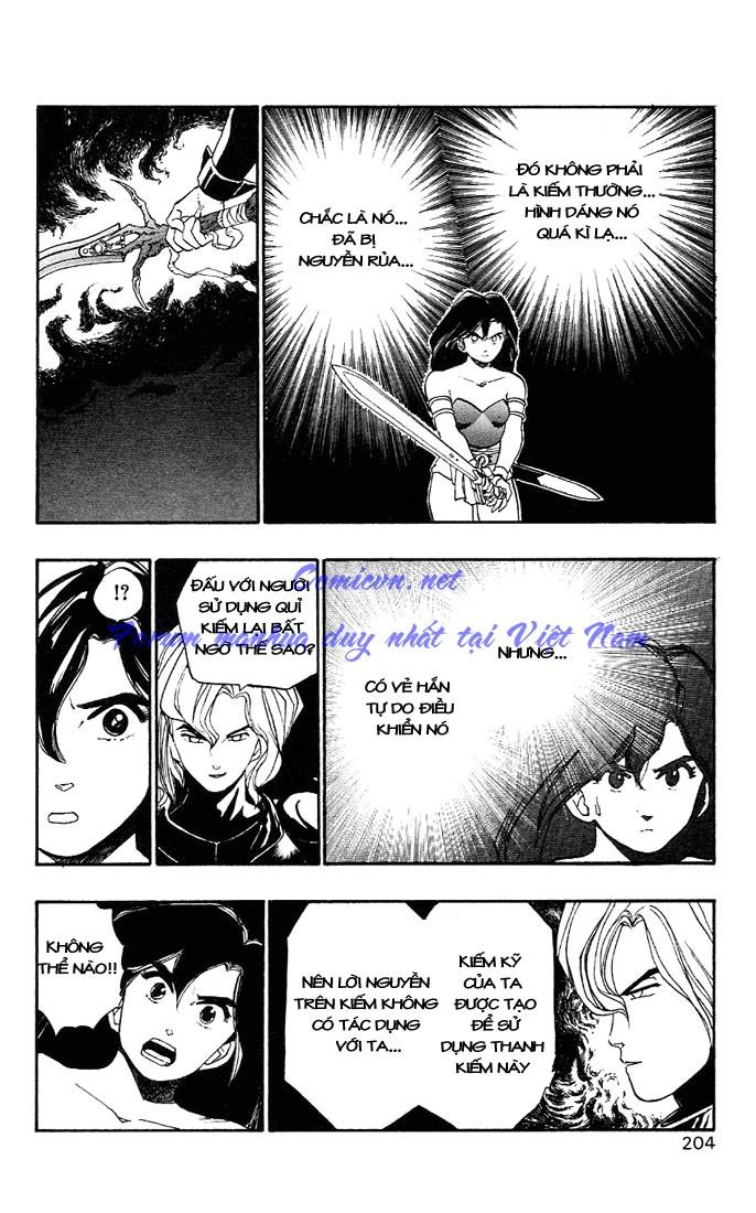 Dragon Quest: Emblem of Roto chapter 7 trang 73