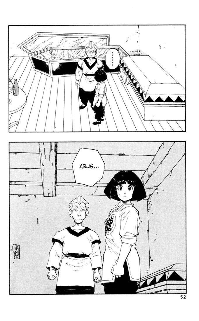 Dragon Quest: Emblem of Roto chapter 8 trang 91