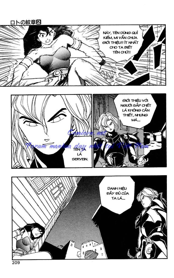 Dragon Quest: Emblem of Roto chapter 7 trang 83
