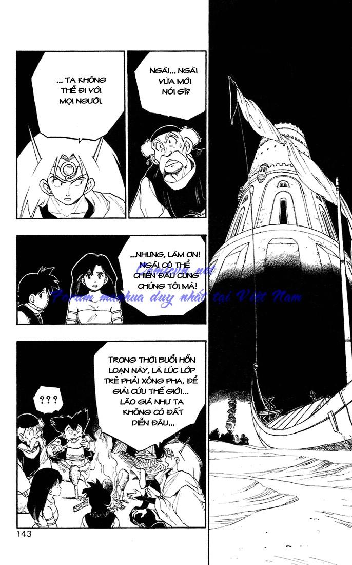 Dragon Quest: Emblem of Roto chapter 6 trang 63