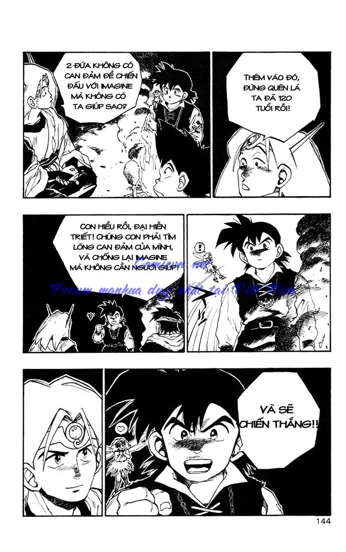 Dragon Quest: Emblem of Roto chapter 6 trang 65