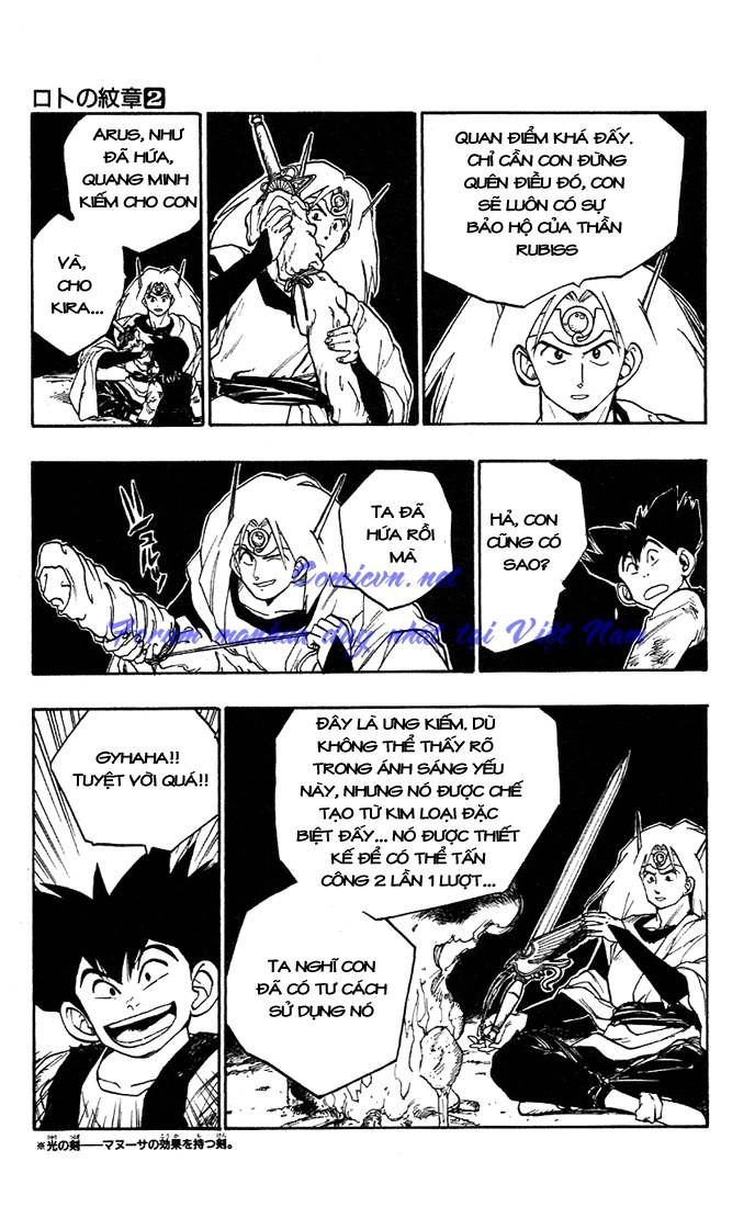 Dragon Quest: Emblem of Roto chapter 6 trang 67