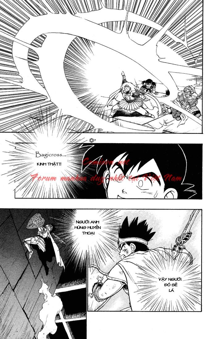 Dragon Quest: Emblem of Roto chapter 5 trang 9