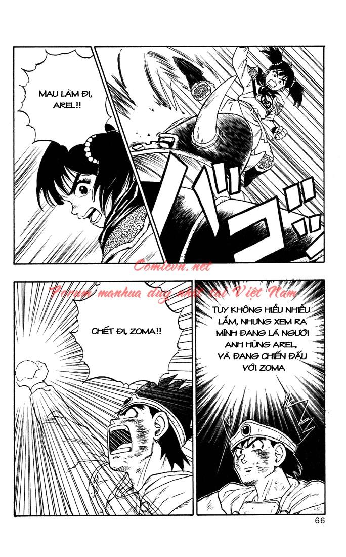 Dragon Quest: Emblem of Roto chapter 5 trang 19
