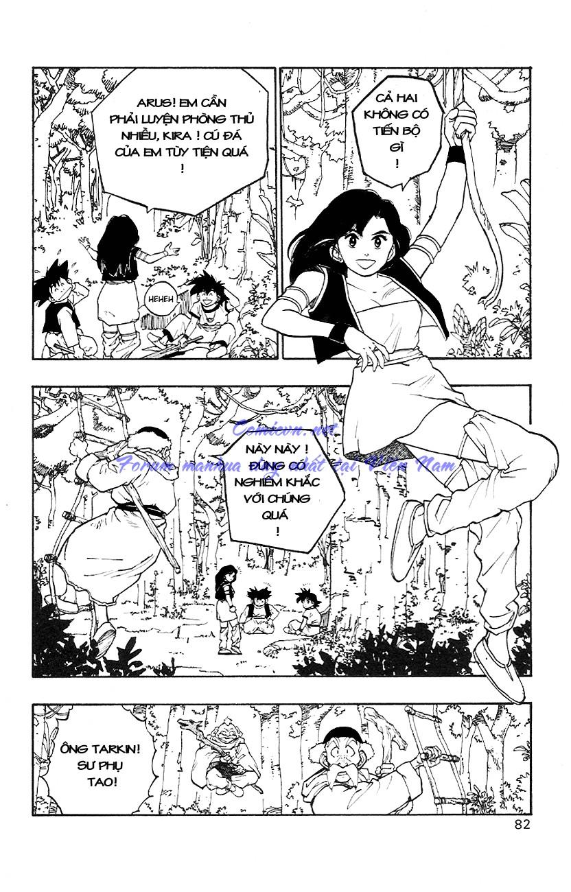 Dragon Quest: Emblem of Roto chapter 2 trang 21