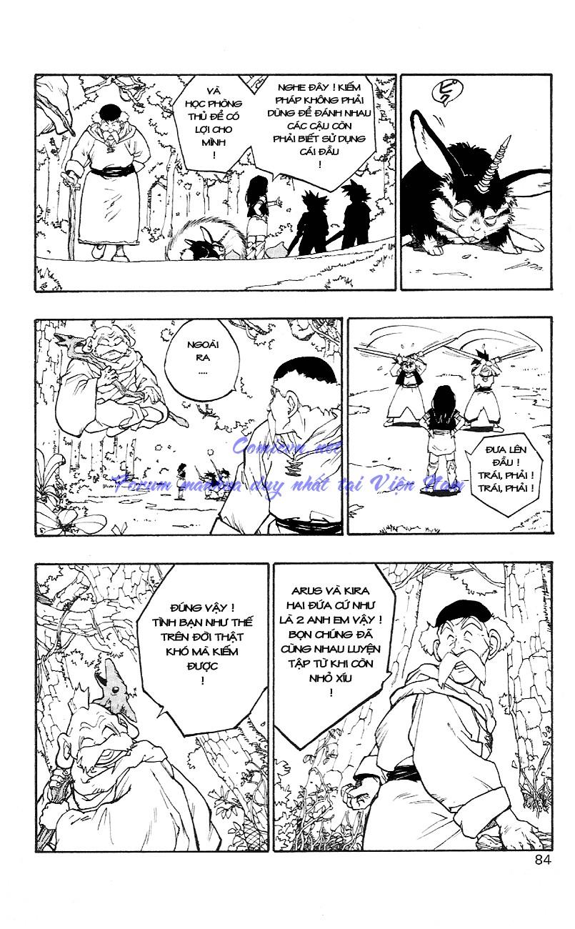 Dragon Quest: Emblem of Roto chapter 2 trang 25