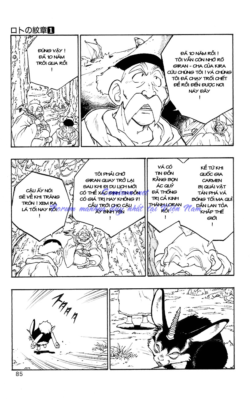 Dragon Quest: Emblem of Roto chapter 2 trang 27