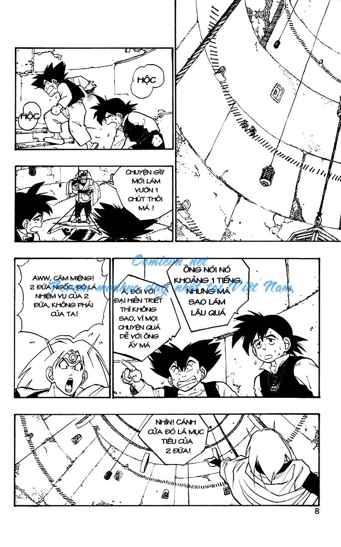 Dragon Quest: Emblem of Roto chapter 4 trang 7