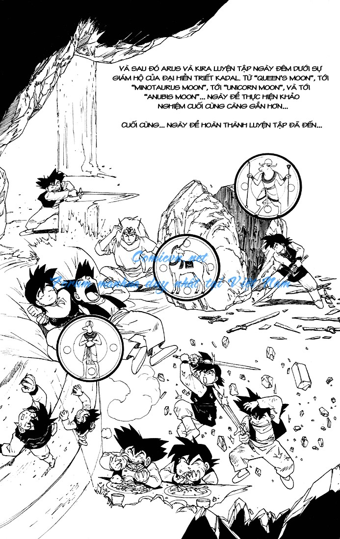 Dragon Quest: Emblem of Roto chapter 4 trang 15
