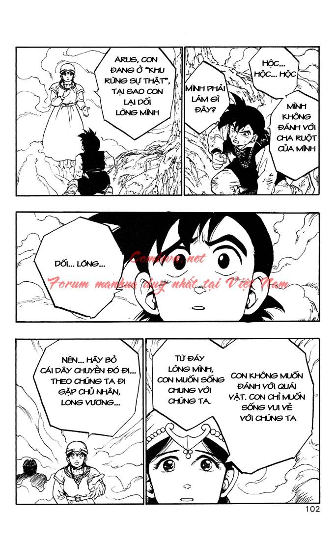 Dragon Quest: Emblem of Roto chapter 5 trang 89