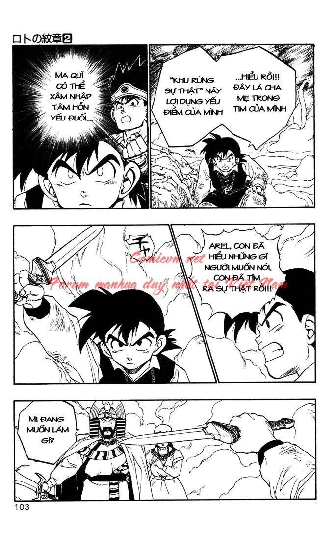 Dragon Quest: Emblem of Roto chapter 5 trang 91