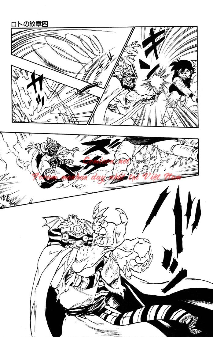 Dragon Quest: Emblem of Roto chapter 5 trang 99