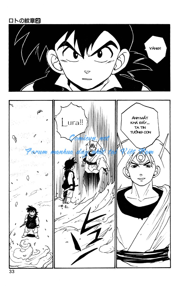 Dragon Quest: Emblem of Roto chapter 4 trang 57