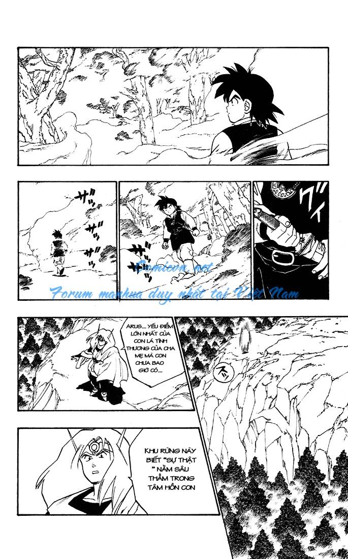 Dragon Quest: Emblem of Roto chapter 4 trang 59